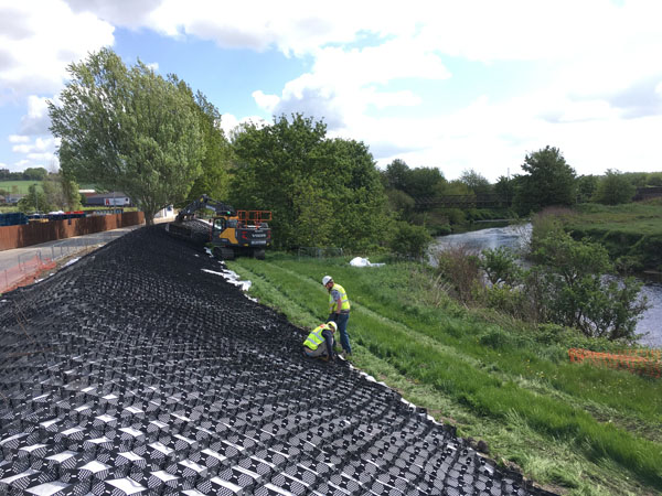 Greenfix Soil Stabilisation And Erosion Control Specialists